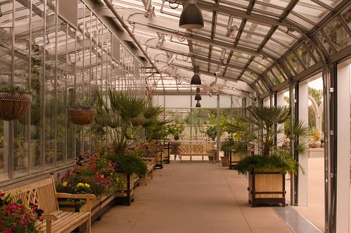 Cactus House Denver Botanic Gardens