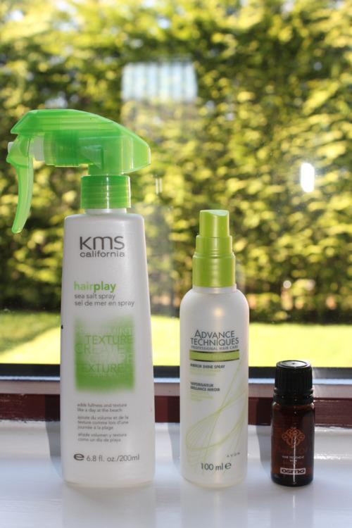 Spring/Summer Hair Essentials
