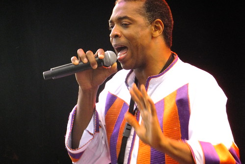 Femi Kuti at Ottawa Bluesfest 2013