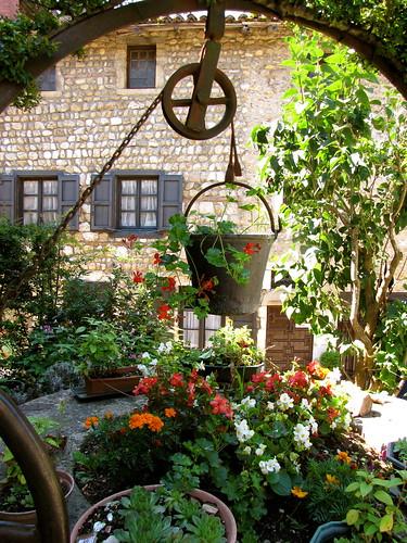 Well Garden by K.G.Hawes