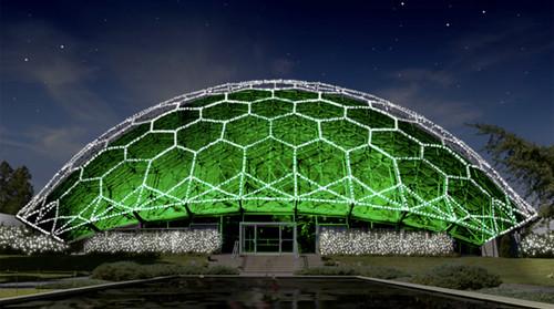 Garden Glow Concept Art: Climatron