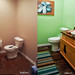 bathroom by minicoops