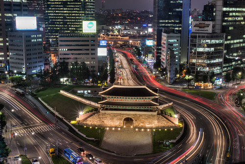 From Sungnyemun to Seoul Station