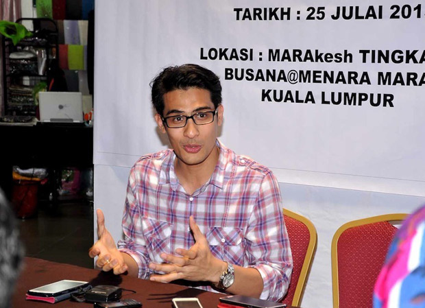 Ashraf Muslim Kahwin Sakinah Bukan Sebab Anak-08