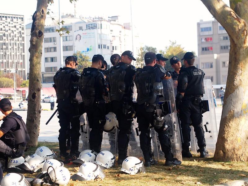 Gezi Park - Istanbu, Turkey
