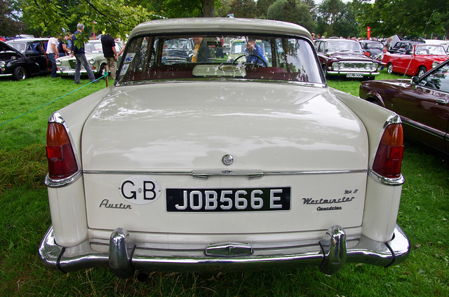 1967 Austin A110 Westminster MkII Overdrive 2912cc