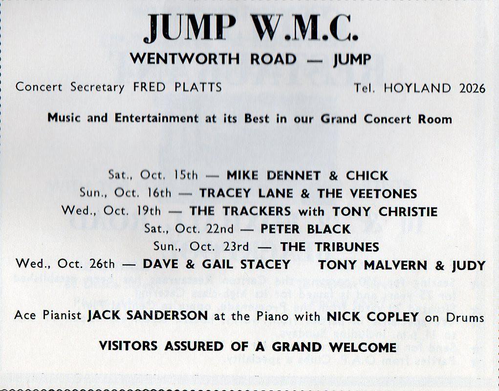 Jump WMC Oct 1966