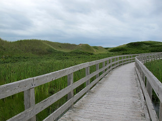greenwich dunes trail