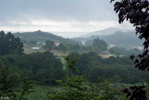 Brétema de agosto · Niebla de agosto · August Mist by xanesmelle