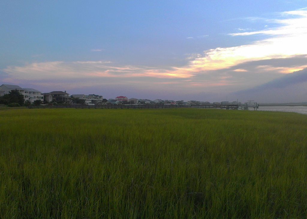 Sunset Beach Nc  Fairway Dr