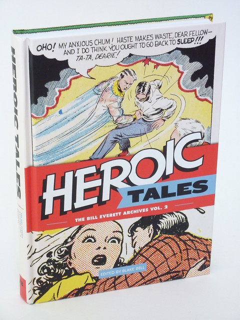Heroic Tales cover