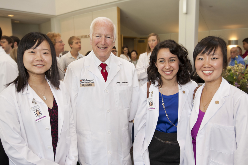 2012 White Coat Ceremony | Washington University School of ...