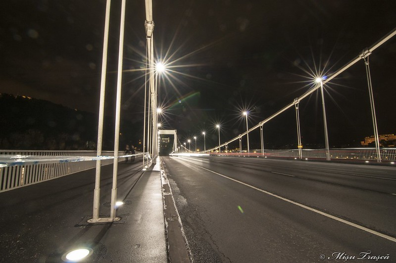Budapesta noaptea