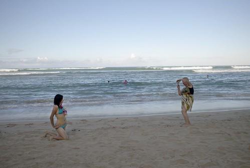 CB C9 05 038 Waikiki Oahu Hawaii M8 ET24A#