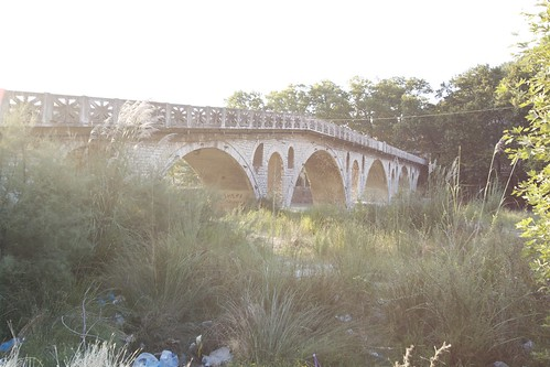 bridge castle architecture unesco ottoman balkans albania fortress worldheritage berat museumcity osumriver