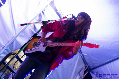 Julie Doiron @ Bloor and Ossington Folk Festival 9/21/2013