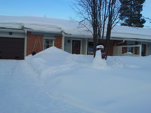 My house - Feb 23 2013
