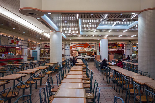 Portage Place Food Court