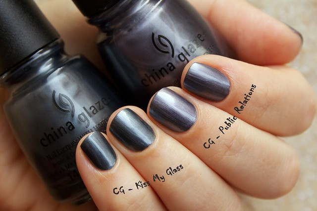 09 1 china glaze autumn nights collection compare kiss my glass vs public relations