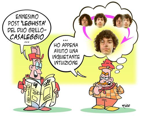 Trotaleggio? by Moise-Creativo Galattico