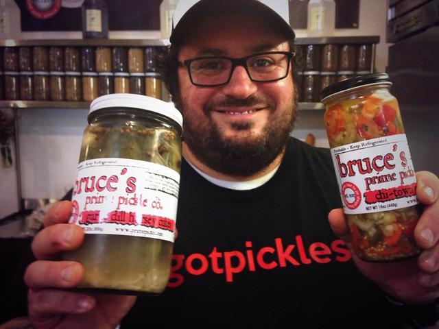 Prime Pickle by Caroline on Crack
