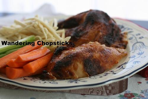 Sriracha Buffalo Roast Chicken 1