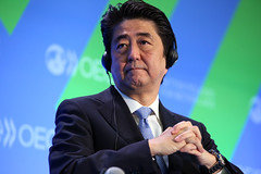 OECD Week 2014: Forum 2014/High-Level Ministerial Council Meeting - Keynote address by Shinzo Abe, Prime Minister of Japan and Ministerial Council Meeting Chair