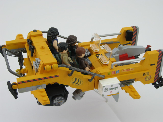 Lego Serenity Mule 19
