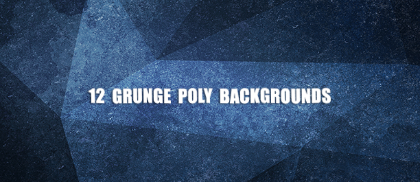 12 Grunge Backgrounds