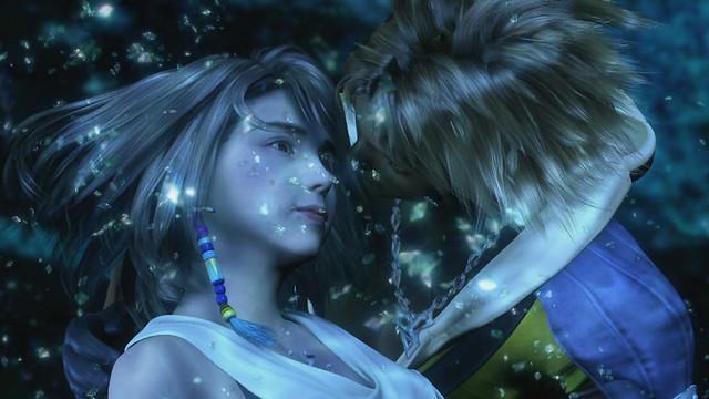 Final Fantasy X/X-2 HD выходит на PS4 на этой неделе