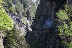 Pfäfers - Tamina Canyon Road