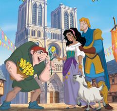The Hunchback Of Notre Dame Walt Disney 1996 El Jorobado D Flickr