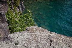 Cracked Rock, Silver Bay