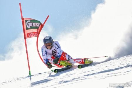 Krýzl zajel vLevi třetí nejlepší slalom kariéry