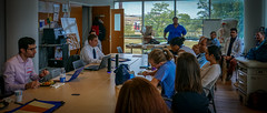 2016.09.20 Didactics at Unity Health Parkside Family Medicine Residency 08056