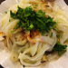 Shaanxi style cold wheat noodle 凉皮 @ Beijing 北京