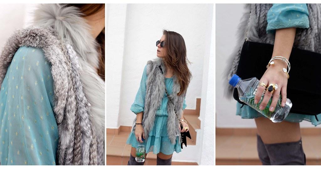014_vestido_turquesa_y_botas_altas_girses_casual_look_theguestgirl_fashion_blogger_barcelona