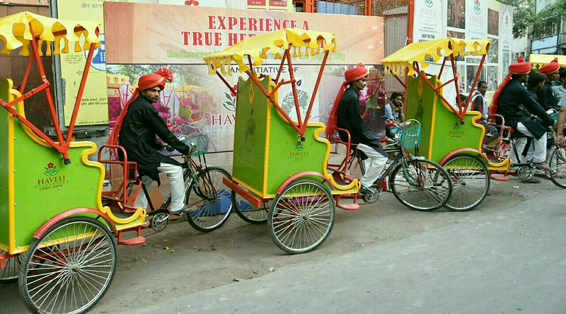 Customized Royal Rickshaw Image