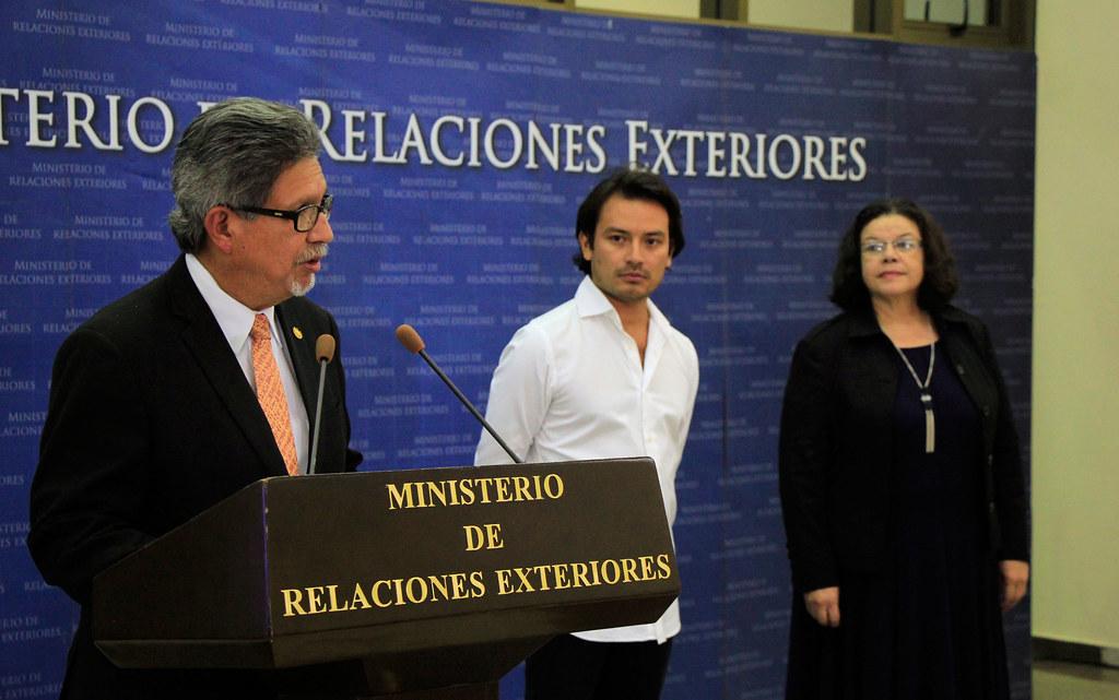 Ministerio De Relaciones Exteriores De El Salvador Inicio