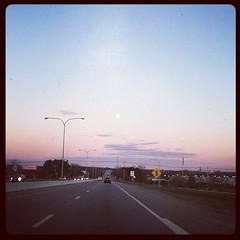 Moon Over Rte 37
