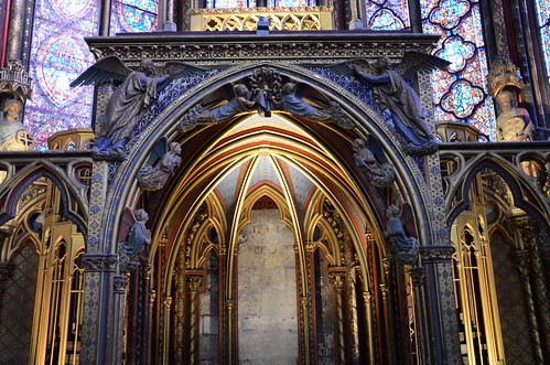Sainte Chappelle alter, Paris