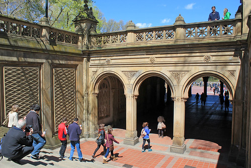 OLT - To Bethesda Terrace