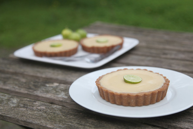 Key Lime Tartlets 3