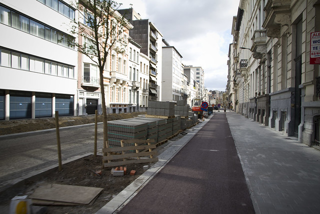 Antwerp Cycle Track New