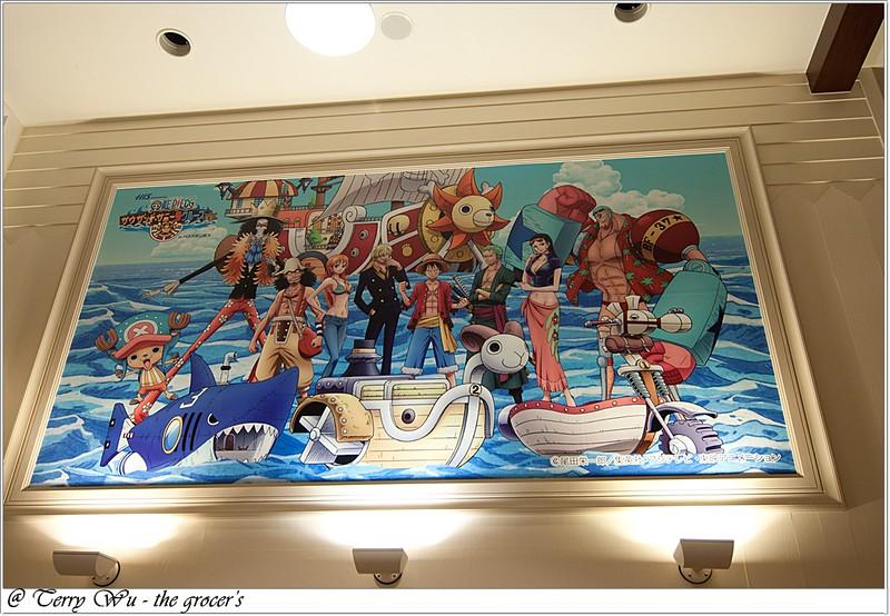 ONE PIECE 餐廳夏波帝屋 シャボンディハウス (14)