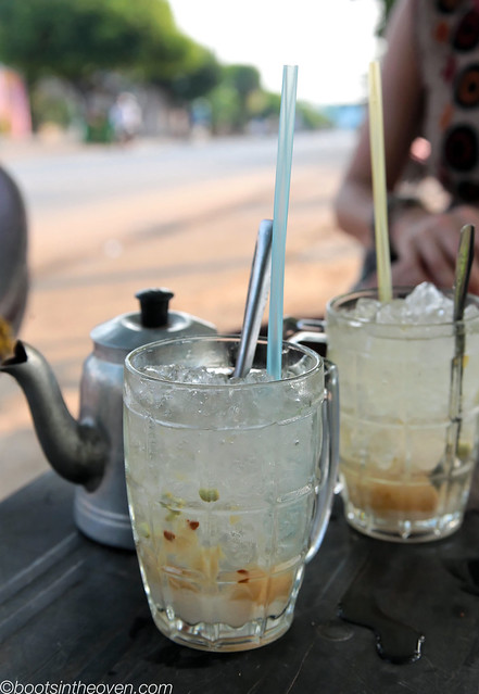 Chanh muối - Vietnamese pickled lime drink