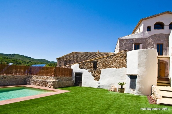 Casa rural mas llagostera flickr photo sharing - Top casa rural ...