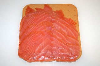 02 - Zutat Räucherlachs / Ingredient smoked salmon