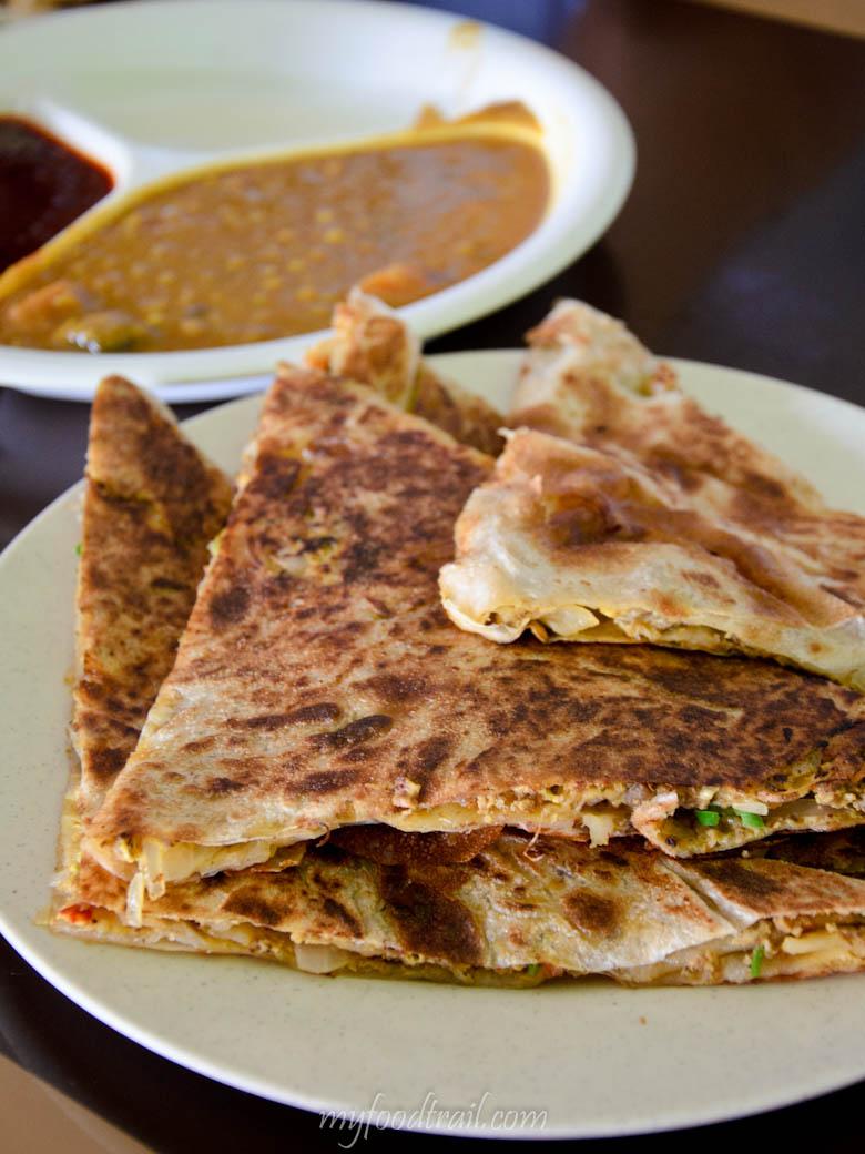 Johor Bahru Food - Murtabak