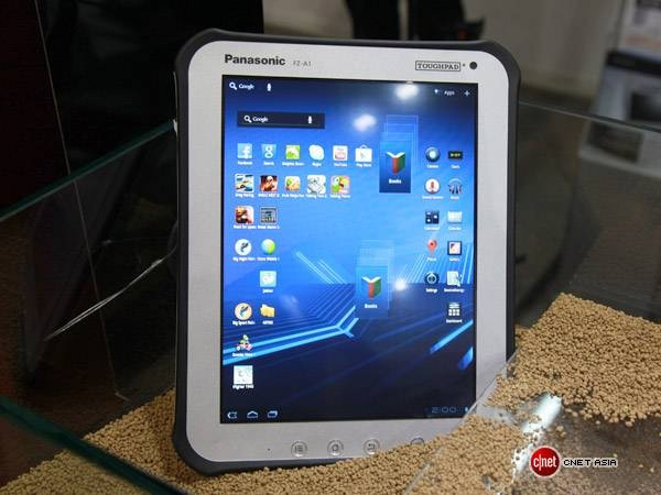 Panasonic Toughpad announced for Asia